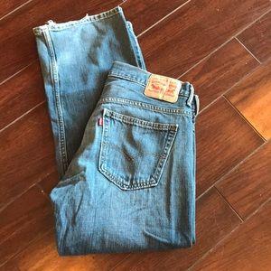 Levi's 569 denim jeans 32x30 👖